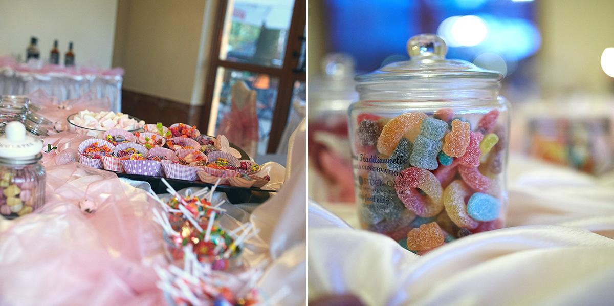 słodki stolik na weselu