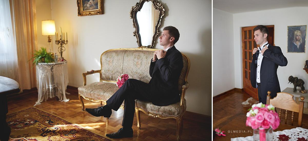 przygotowania ślubne sofa
