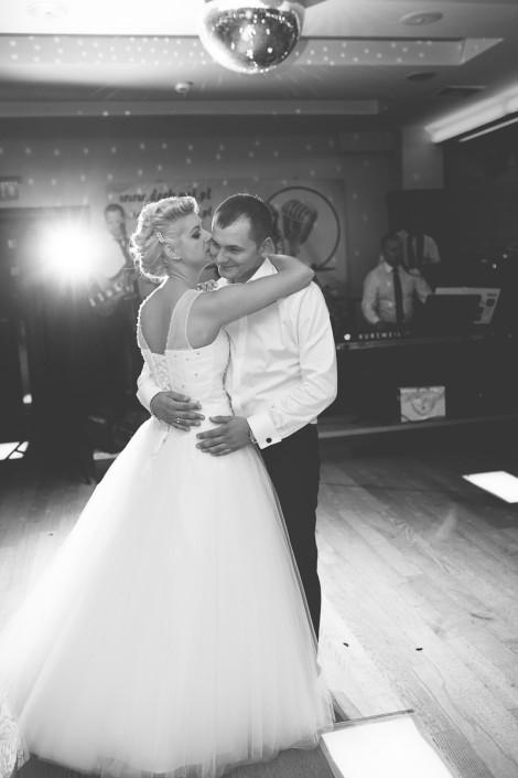 Taniec zabawa ślubna
