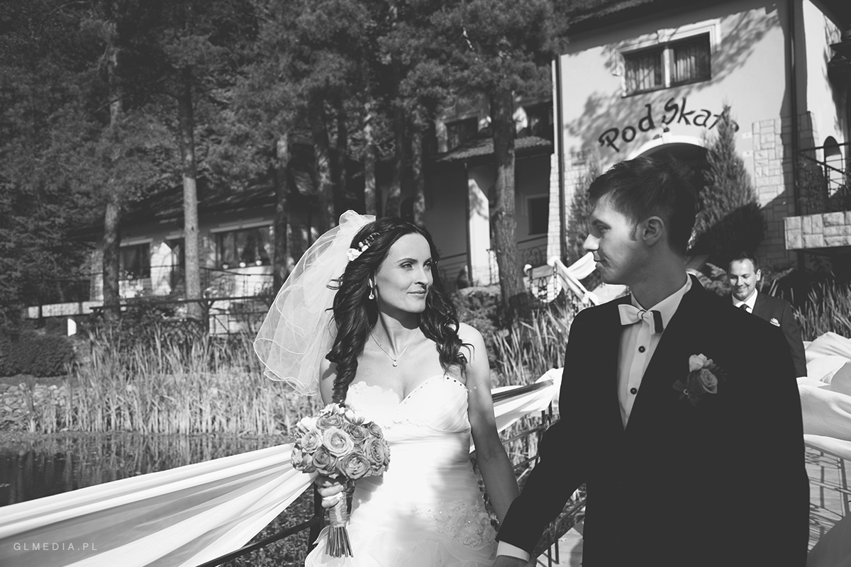 ślub hotel pod Skałą Jasło