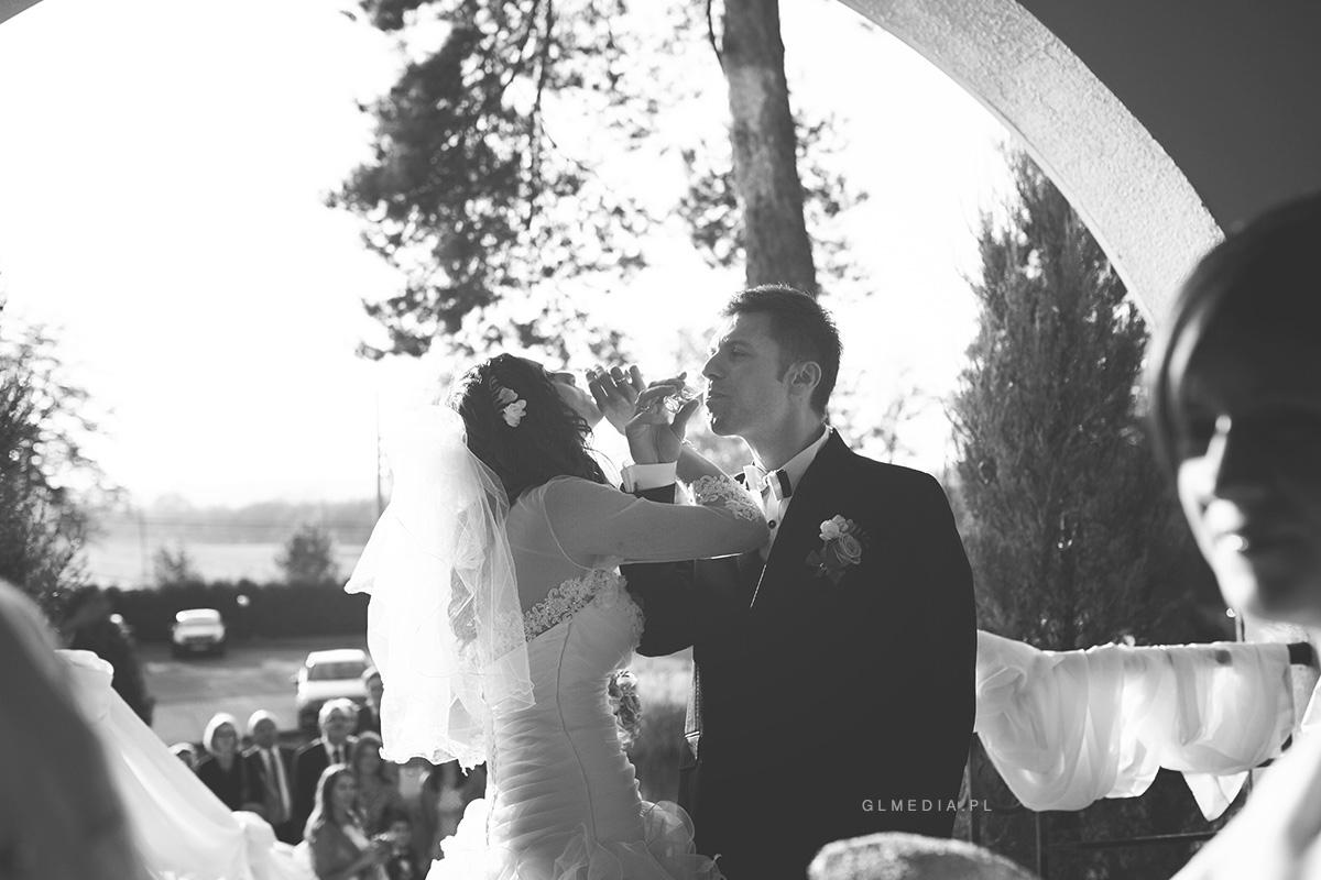 przywitanie ślub Jasło