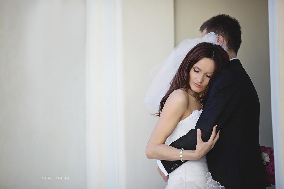 portret ślubny plener Krasiczyn