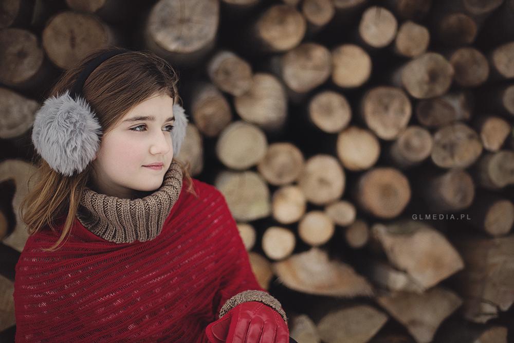 Plener zimowy portret |fot.GLmedia
