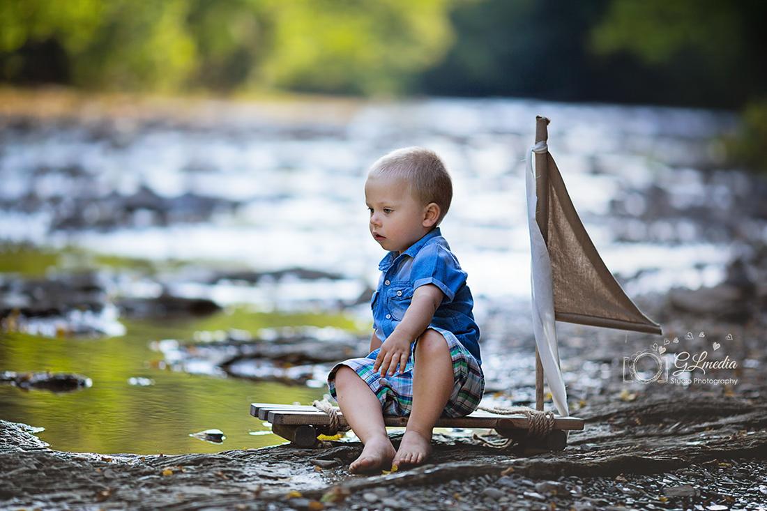 Letnie sesje nad rzeką